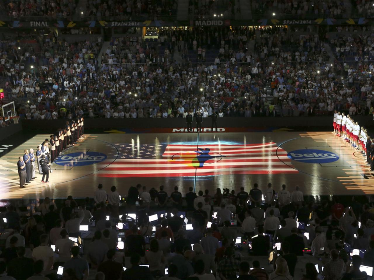 2014 FIBA Basketball World Cup